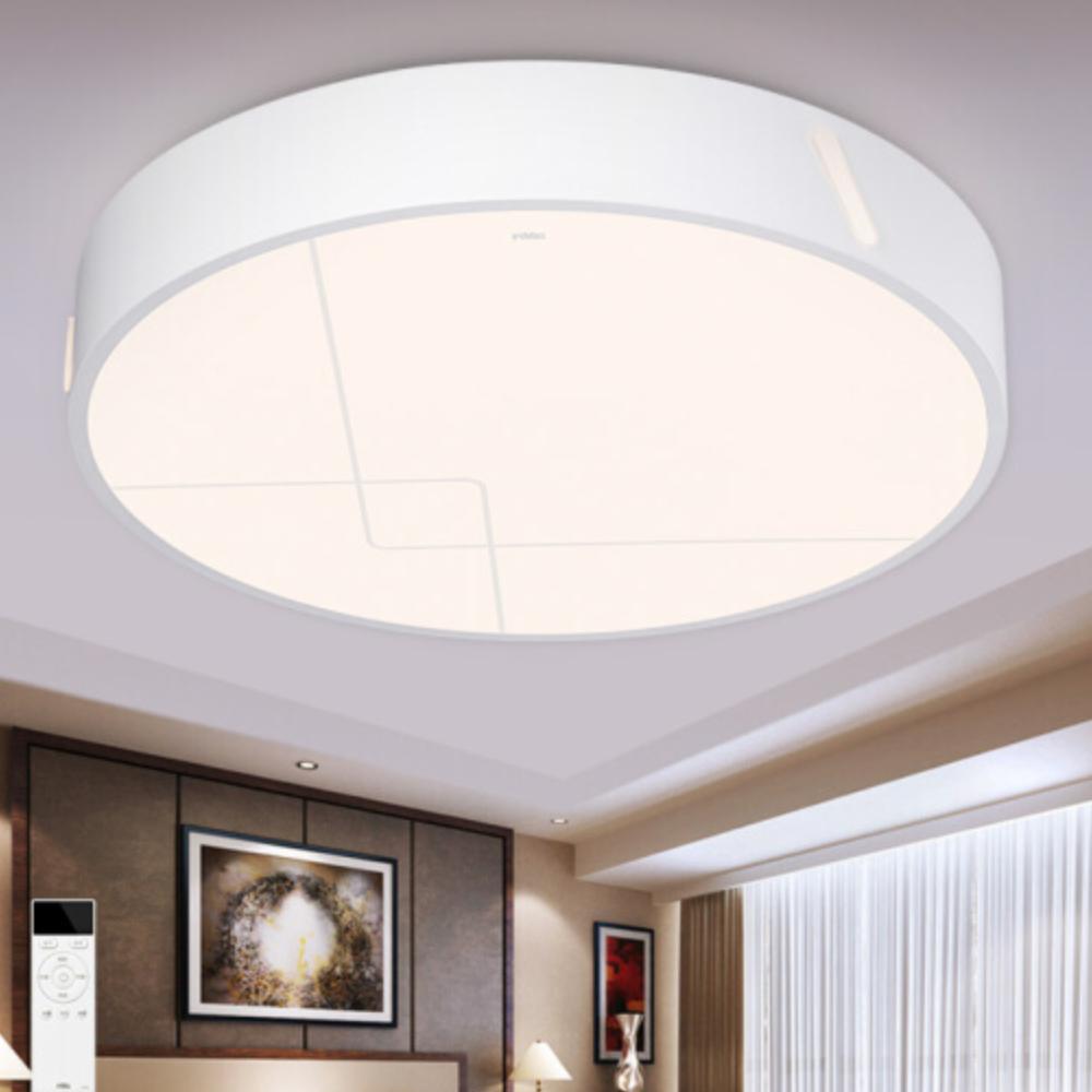 北欧客厅灯具灯饰 现代简约卧室灯书房餐厅灯超薄灯